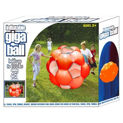 "51"" Giga Ball - Orange"
