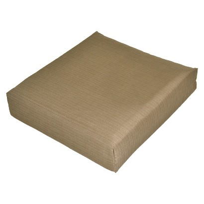 Threshold™ Outdoor Deep Seating Cushion - Beige Textured