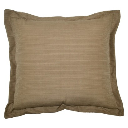 Threshold™ Outdoor Deep Seating Back Cushion - Beige Textured