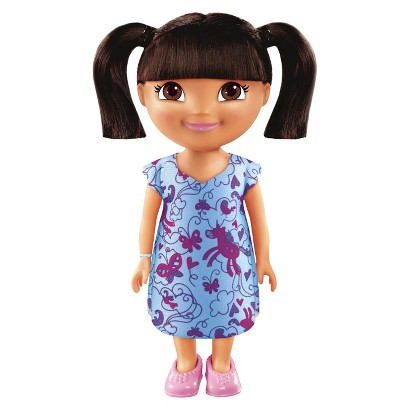 Dora the Explorer Everyday Adventure Slumber Party Doll
