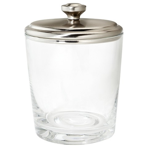 Threshold™ Bath Canister - Brushed Nickel