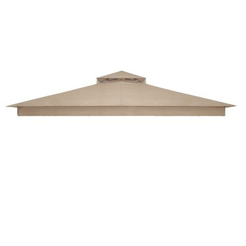 Threshold™ Rolston 10' x 10' Replacement Gazebo Canopy - Tan