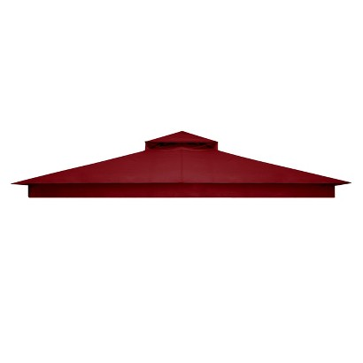 Threshold™ Rolston 10' x 10' Replacement Gazebo Canopy - Red