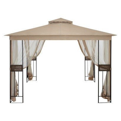 Threshold™ Rolston Gazebo Mosquito Net