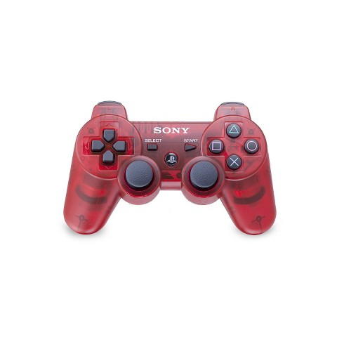 PlayStation 3 DualShock®3 Wireless Controller - Crimson Red (PlayStation 3)