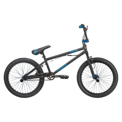 "Mongoose Boys Index 3.0 20"" Bike - Blue/Black"