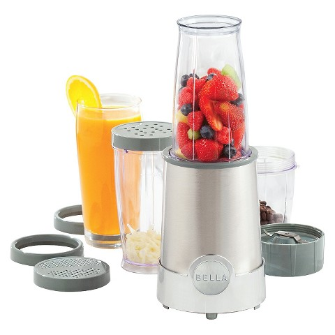 Bella 12 Piece Rocket Blender - 2 Colors