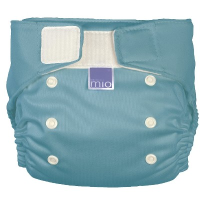 Bambino Mio Miosolo Reusable Diapers - Pacific Teal
