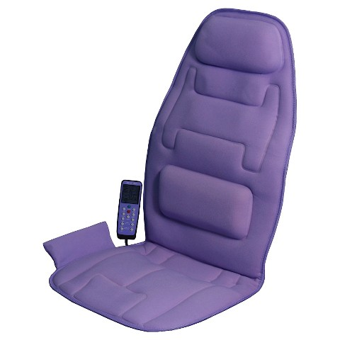 product comfort products ten motor massage cushion with heat