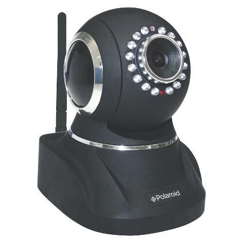Polaroid IP302 Wireless Indoor IP Security Camera 2 Pack - Black (IP302B)