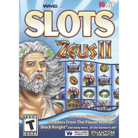 WMS Slots Zeus II (PC Games)