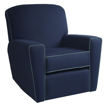 Trent Reclining Swivel Glider Collection by Little Castle