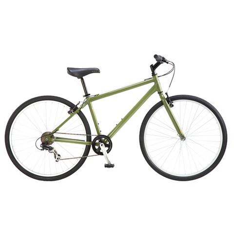 """Schwinn Mens 700c Median 28"""" Bike - Green"""