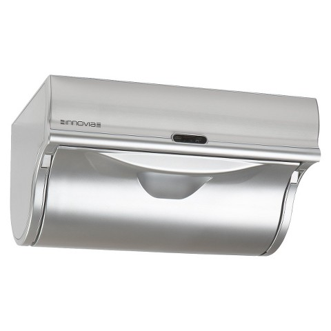 Motion Activated Automatic Paper Towel Dispenser - Silver