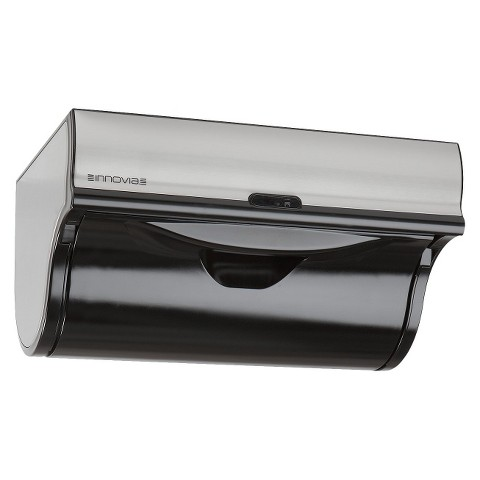 Motion Activated Automatic Paper Towel Dispenser - Black