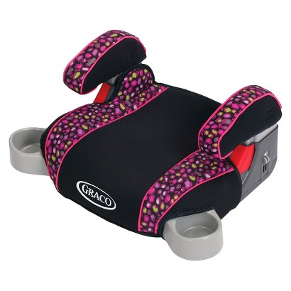 GRACO Backless Booster Seat - Leopard