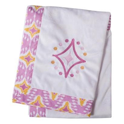 Mudhut pink Dawn Blanket
