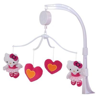 Bedtime Originals Hello Kitty  Baller Mobile
