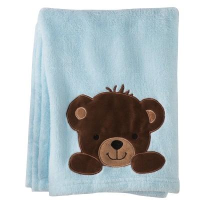 Bedtime Originals Honey Bear Blanket