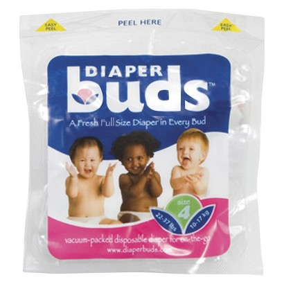 DiaperBuds Sealed Disposable Diapers (Select Size)