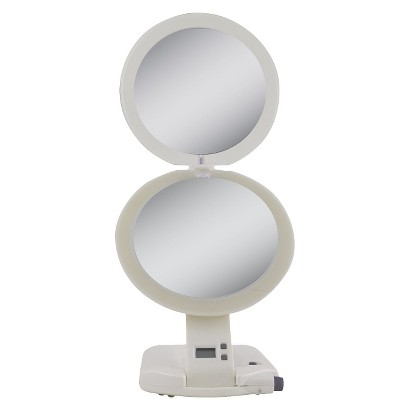 Zadro MakeUp Mirror 10X LED Lighted