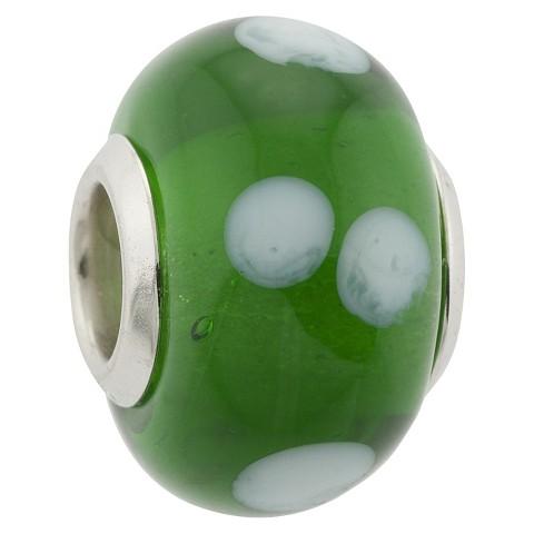 Charm Bead - Green