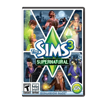 Sims 3: Supernatural (PC Games)