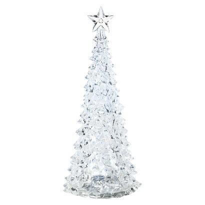 Tall LED Christmas Tree Figure