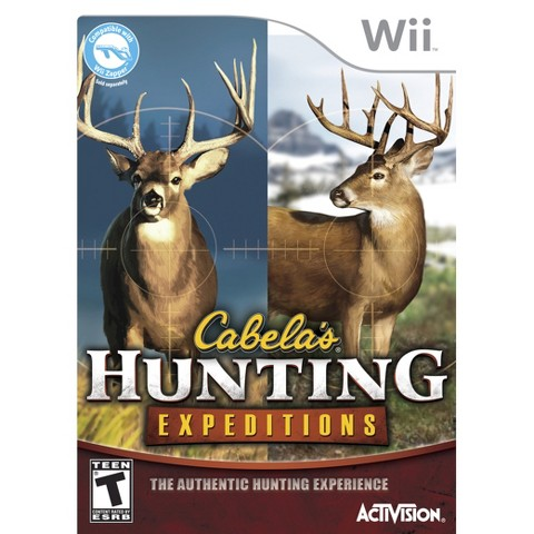 Cabela's Hunting Expedition (Nintendo Wii)