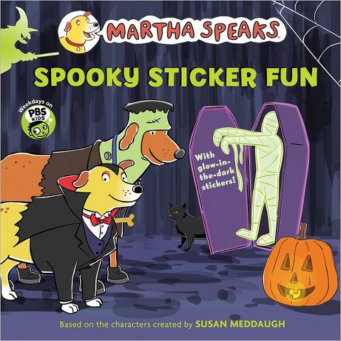 Spooky Sticker Fun (Paperback)