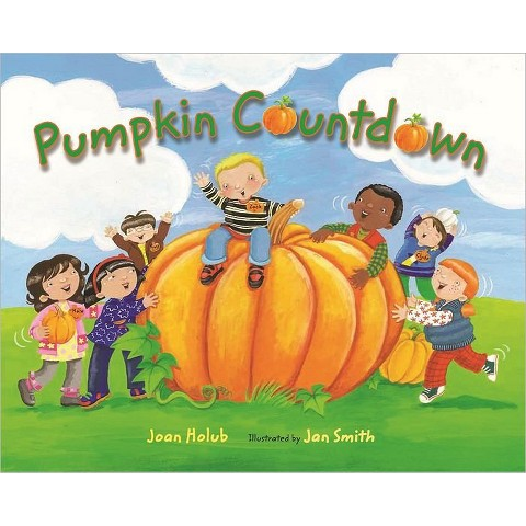 Pumpkin Countdown (Hardcover)