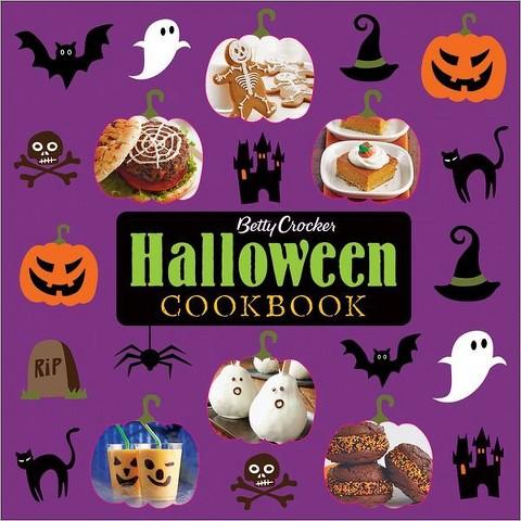 Betty Crocker Halloween Cookbook (Original) (Paperback)