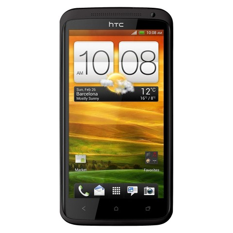 HTC One X 16GB Factory Unlocked GSM Android Cell Phone with Beats Audio