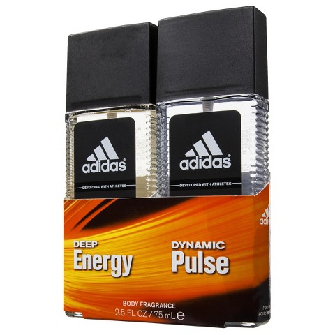 Men's Deep Energy & Dynamic Pulse by Adidas Gift Set - 2 pc