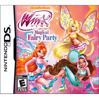 Winx Club: Magical Fairy Party (Nintendo DS)