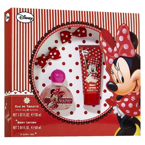 Girl's Minnie Mouse by Disney Gift Set - 4 pc