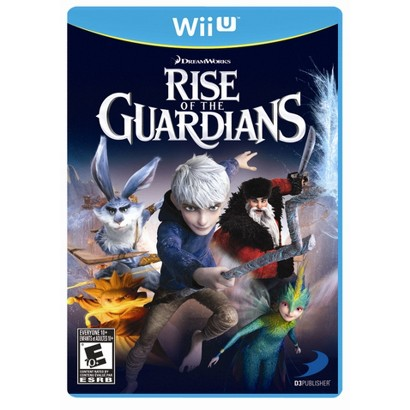 Rise of the Guardians: The Video Game (Nintendo Wii U)