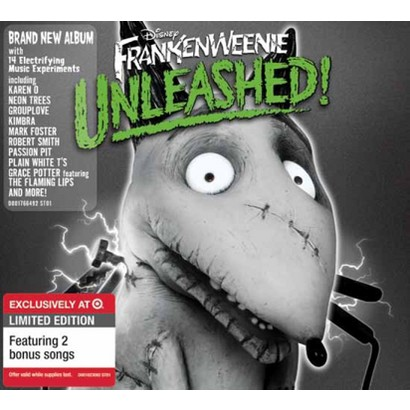 Soundtrack Frankenweenie Unleashed