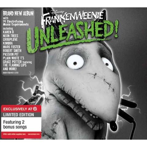Soundtrack Frankenweenie Unleashed