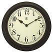 Decorative Wall Clock - Black