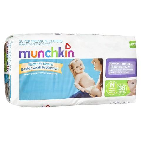 Munchkin Disposable Diaper Case (Select Size)