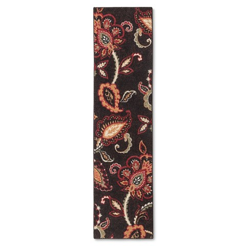 Maples Rugs Exploded Floral Accent Rug