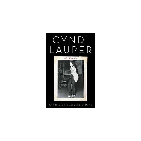 Cyndi Lauper (Hardcover)