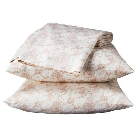 Threshold™ 300 Thread Count Organic Cotton Sheet Set
