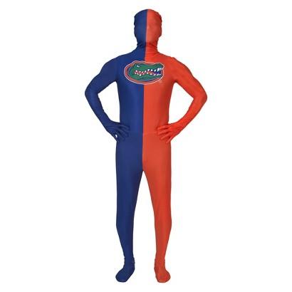 Paper Magic University of Florida Men's Plus Skin Suit - Blue/Green/Orange(XL)