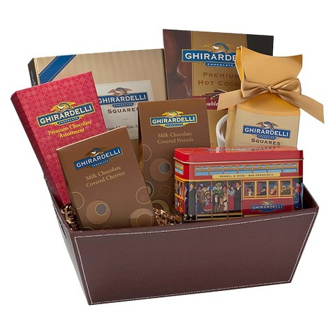 Ghirardelli Cable Car Collection Gift Box