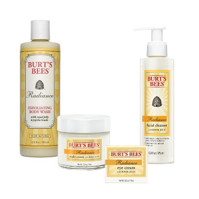 Burt's Bees Radiance Collection