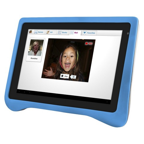 """Ematic Fun Tab Pro 7"""" Android Tablet (FTABU) with 8GB Internal Storage - Multicolor"""