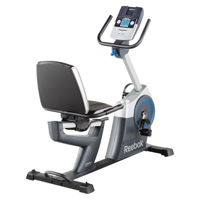 Reebok Trainer RX3.5 Recumbent Bike