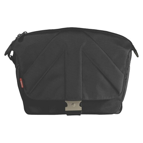 Manfrotto Unica Digital Camera Messenger Bag - Black (MB SM390TG-1BB)